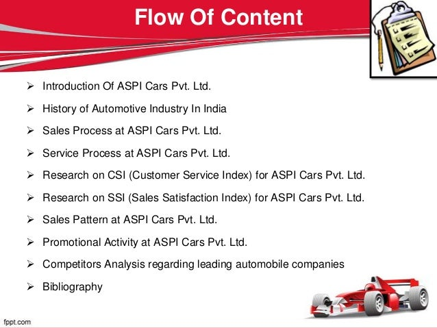 internship report on automobile industry Summer internship 2018 knowledge on wheel  by ashok leyland is now at sky rider automotive in any technical department of an automobile industry.