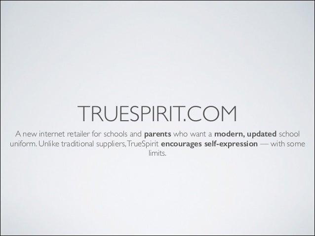 TrueSpirit