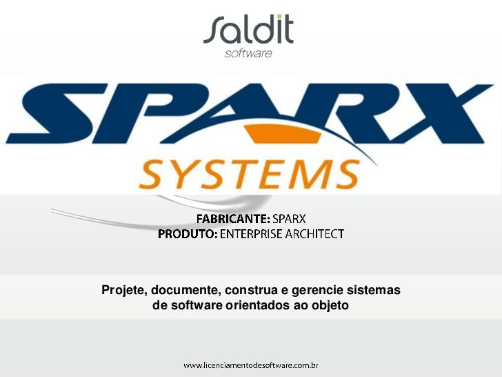 Enterprise Architect - Sparx Systems