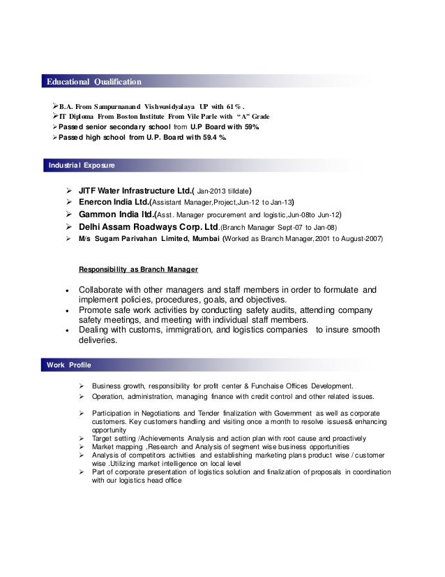 sample resume with qualifications juve cenitdelacabrera co