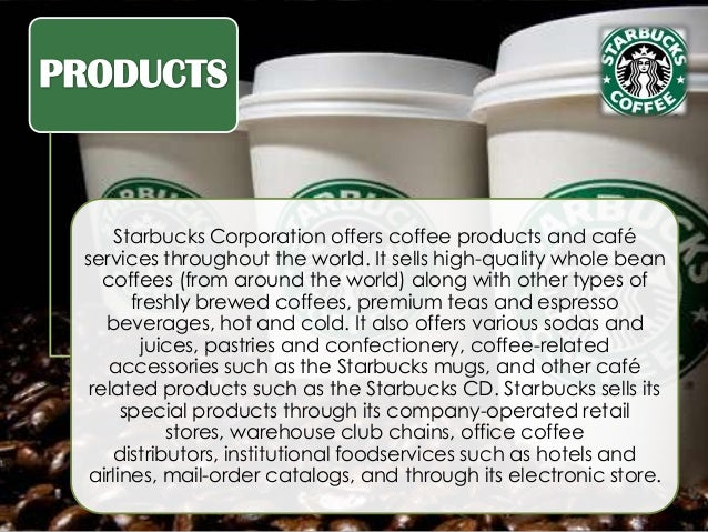 starbucks quality management essay Starbucks has become one of the most recognised brand in the world, known for  selling highest quality coffee products  more management essays:.