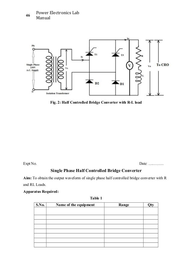applications of half wave controlled rectifier