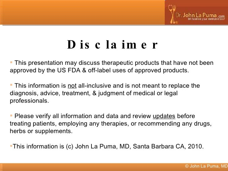 ... Examples Weight loss drugs and dietary supplements: labeling