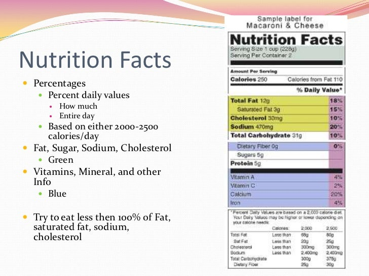 facts girls teen nutrition for