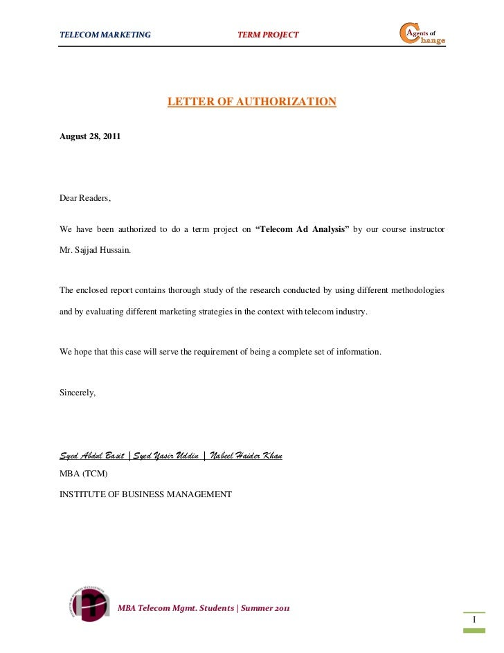 Request Letter For New Connection