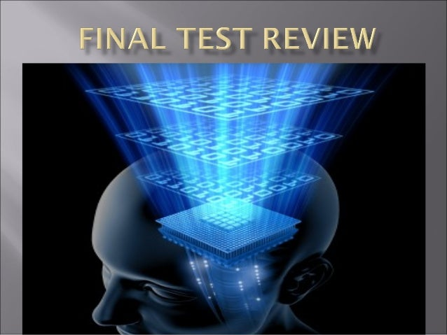 last test review book