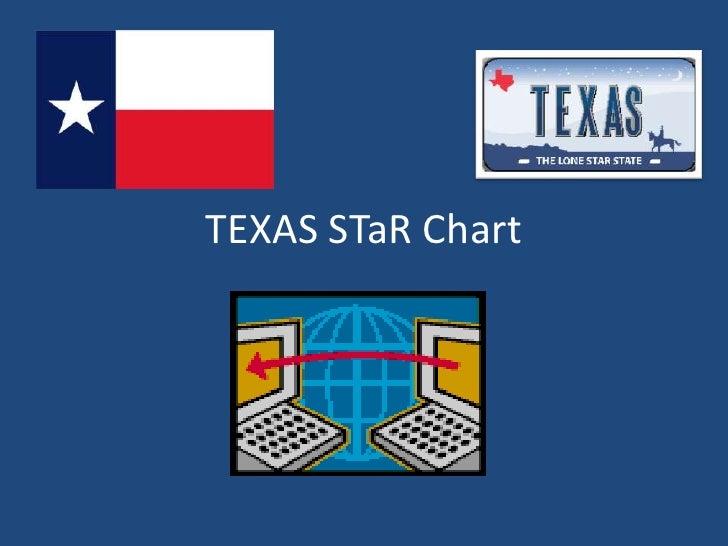 Final Texas S Ta R Chart