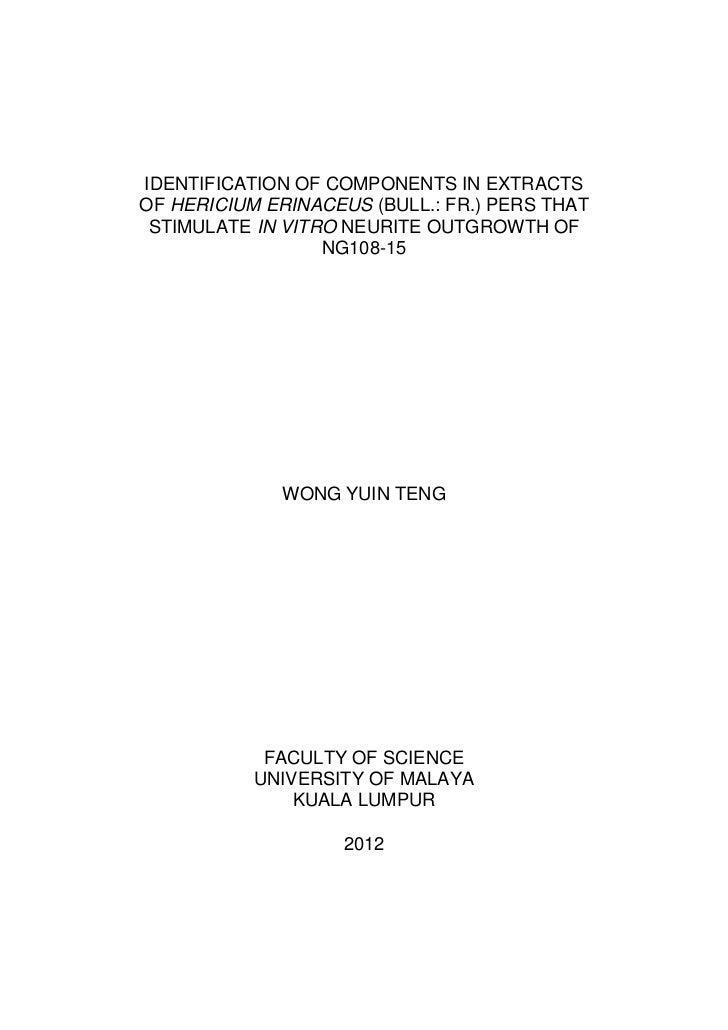 Dissertations in marine biology