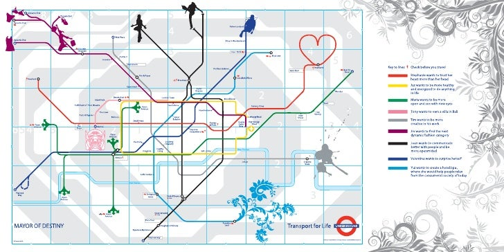Final Tube Map