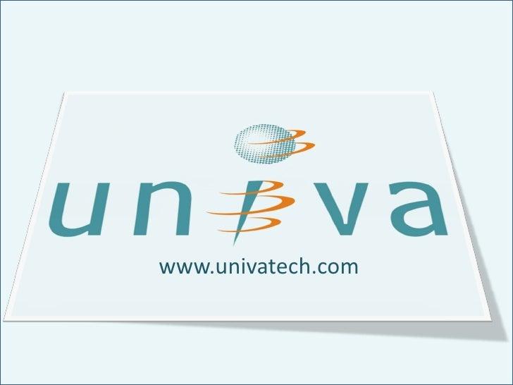 www.univatech.com t