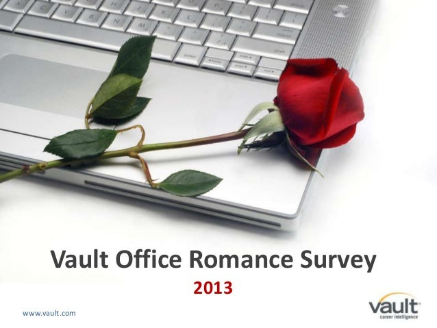 Vault Office Romance Survey                 2013www.vault.com