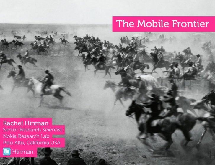 Final virtual seminar_mobile_frontier