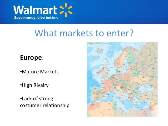 walmart political risks Wal-mart wal-mart has a great history of leadership, innovation and success the founder, mr sam walton had a vision and traveled the country studying discount.