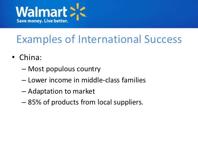 wal mart china analysis Presents: wal-mart stores, inc stock analysis recommendation: do not buy industry: consumer staples analysts: dulce cruz – dulcecruz16@gmailcom currently, wal-mart operates 591 sam's clubs in the united states and more than 100 in brazil, canada, china mexico, and puerto rico an average sam's club.