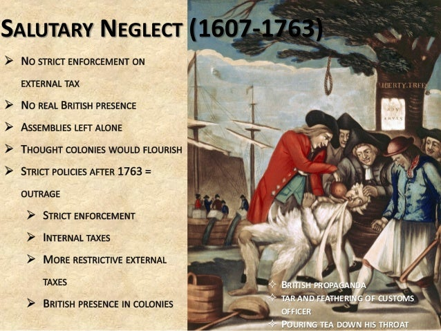 an essay on the policy of salutary neglect of the colonies Britans policy of salutary neglect essays: over 180,000 britans policy of salutary neglect essays, britans policy of salutary neglect term papers, britans policy of salutary neglect research.
