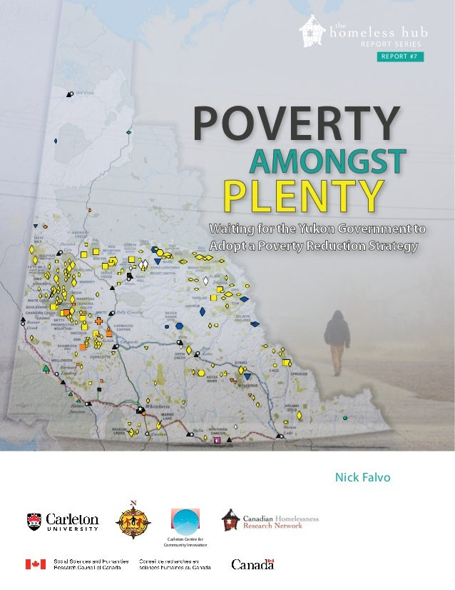 Poverty Amongst Plenty: Waiting for the Yukon Government to Adopt a Poverty Reduction Strategy