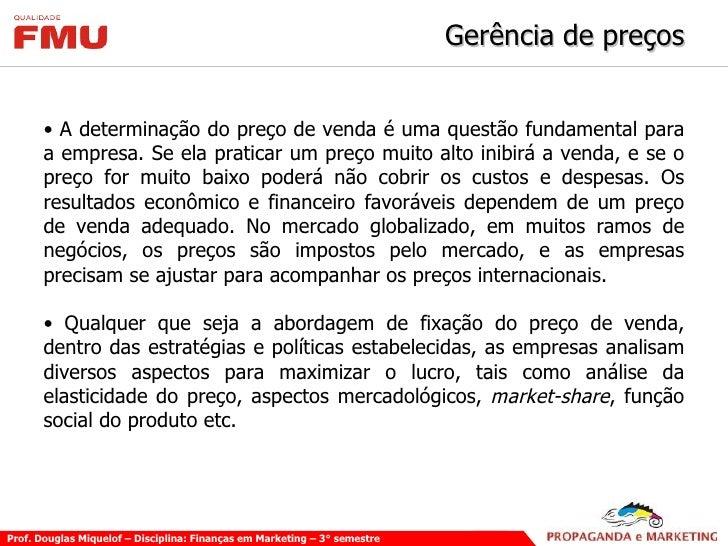 Finanças Em Marketing   Aula 04