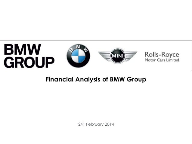 financial analysis of bmw group by gualdi miriam raduan muhi samar. Cars Review. Best American Auto & Cars Review