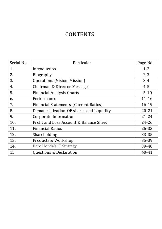 Capital Structure Issues & Dissertation proposal - www2