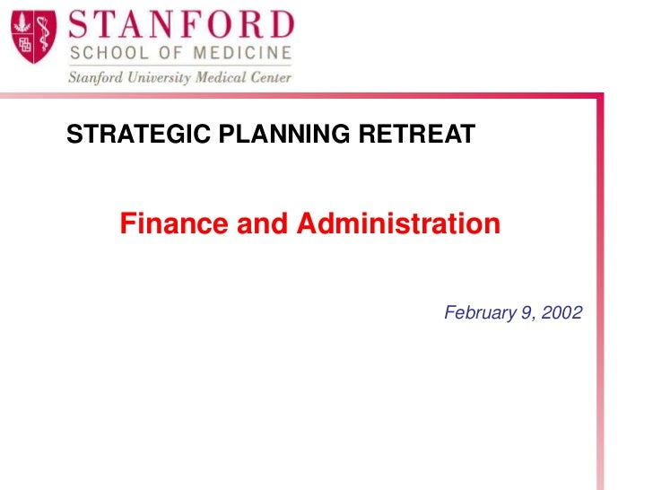 Finance and Administration<br />
