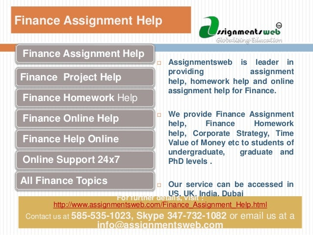 Professional Help for Finance Planning Assignment USA Assignment