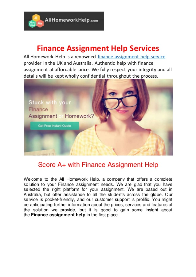 Assignment help UK, Homework Help Australia , Online ...