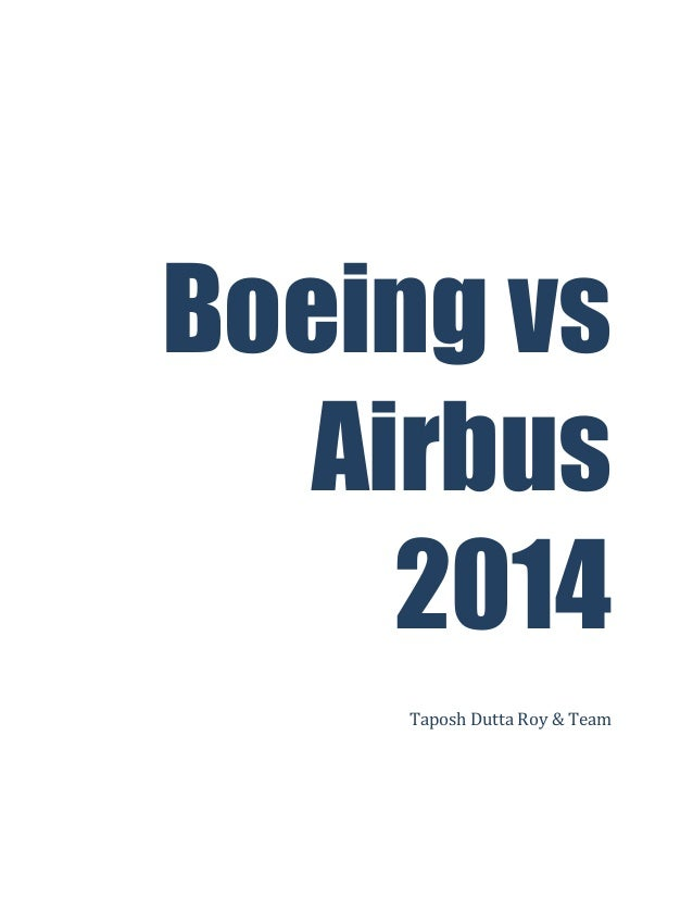 boeing financial analysis Airlines industry - financial analysis boeing vs airbus major players.