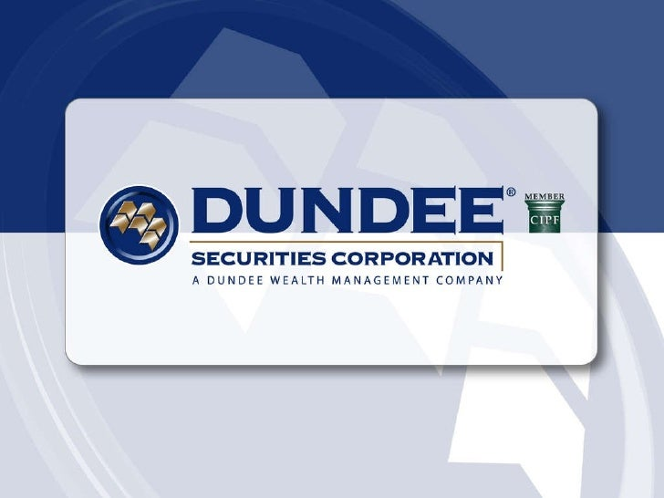 Finance dundee