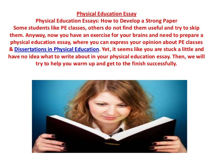 Dissertation abstracts physical education