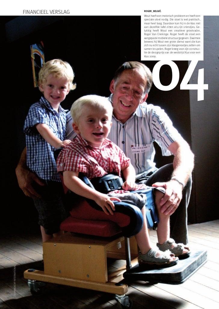 Financieel Rapport  2009