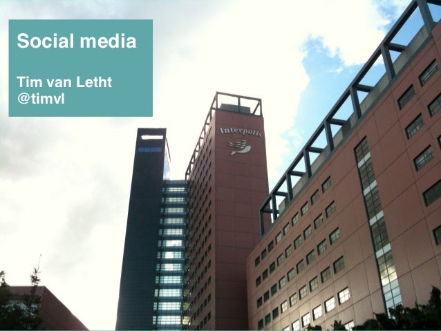 Interpolis & social media - Financelab Belgium