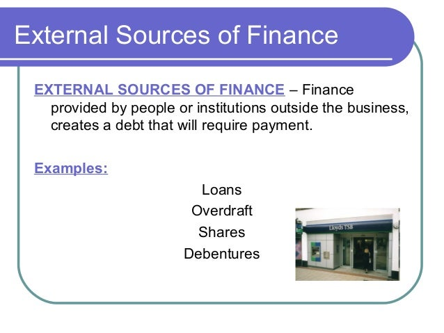 "essay sources finance First section examines the sources of finance for the small ""stat-up"" firms during   sources of finance, small size firms, venture capitals, angel."
