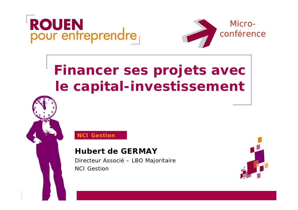 Financer Ses Projets Avec Le Capital Investissement