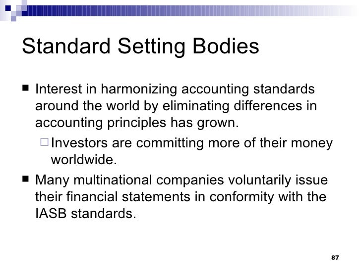 an overview of the principles of accounting