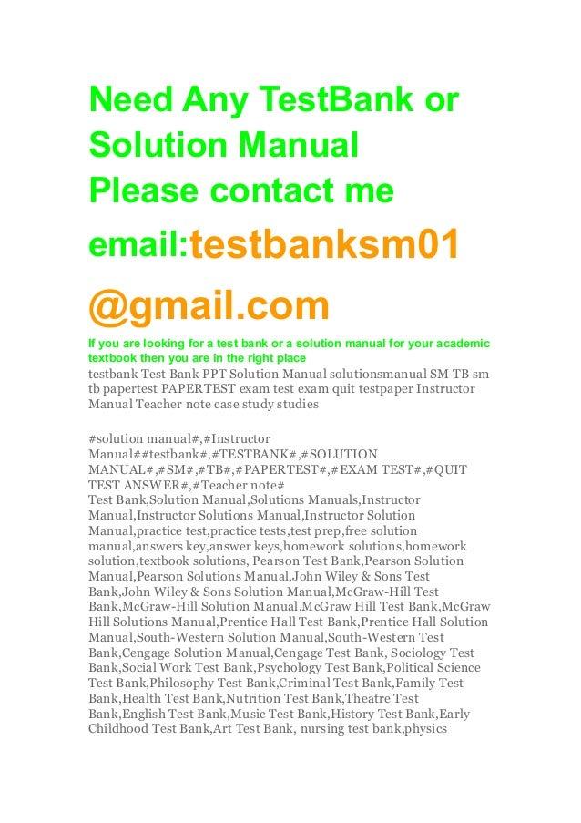 Tangerine retirement solutions manual pdf quiz