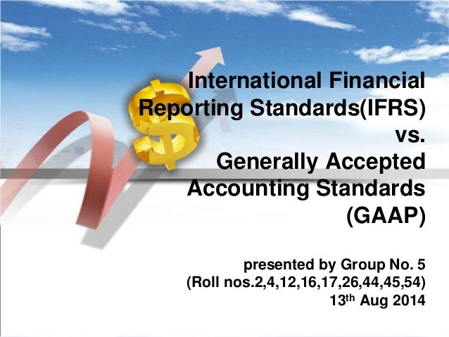 Education pension accounting ifrs vs us gaap