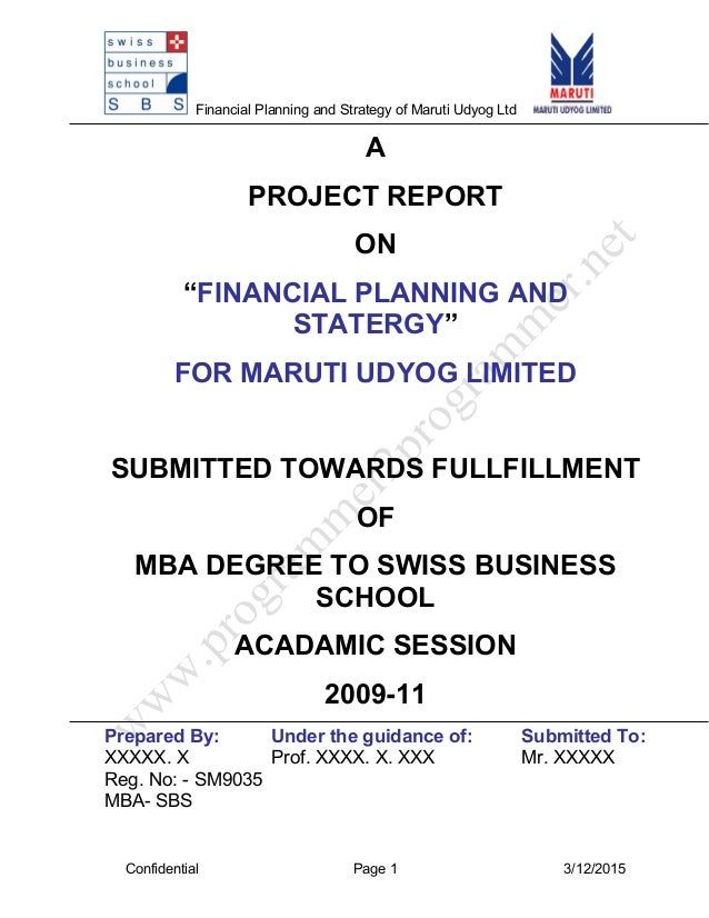 maruti financial report Wiseguyreports offers wide collection of premium market research reports find latest market research reports on maruti suzuki india limited (maruti) - financial and strategic swot analysis review.