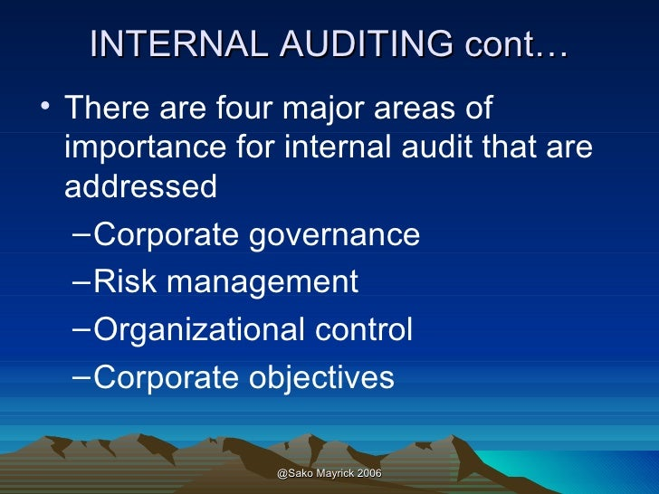 inherent risk in auditing essay They believe that inherent risk is 100%, and there is a 40% risk that material misstatement could have bypassed the client's system of internal control what is the maximum detection risk the auditors should specify in their substantive procedures of details of accounts receivable.