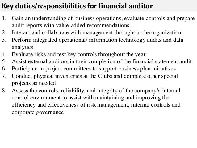 the roles of external auditors in reporting fraud Full-text paper (pdf): the importance of internal audit in fraud detection.
