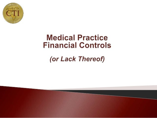 Webinar Discusses Safeguarding Your Practice with Financial Controls