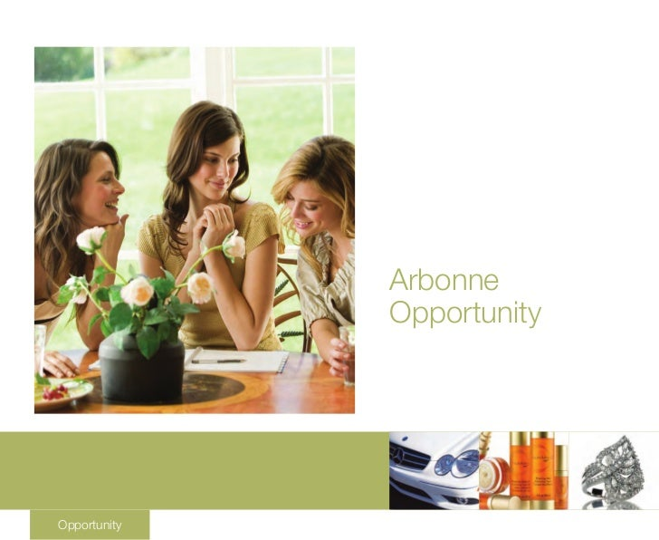 Financial Freedom With Arbonne