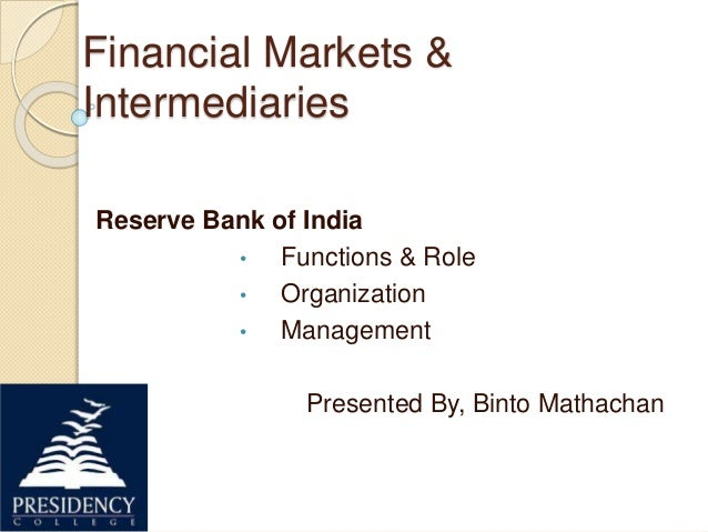 functions of reserve bank of india essay Reserve bank of india establishment: previous year papers home / study material / economics / role and functions of rbi – economics study material & notes.