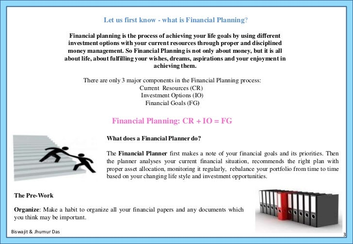 financial planning essay The 6 steps of financial planning are used by the best financial planners, specifically certified financial planners (tm), when creating and implementing financial plans for their clients however, these steps can and should be followed by every investor why not plan for yourself like the.