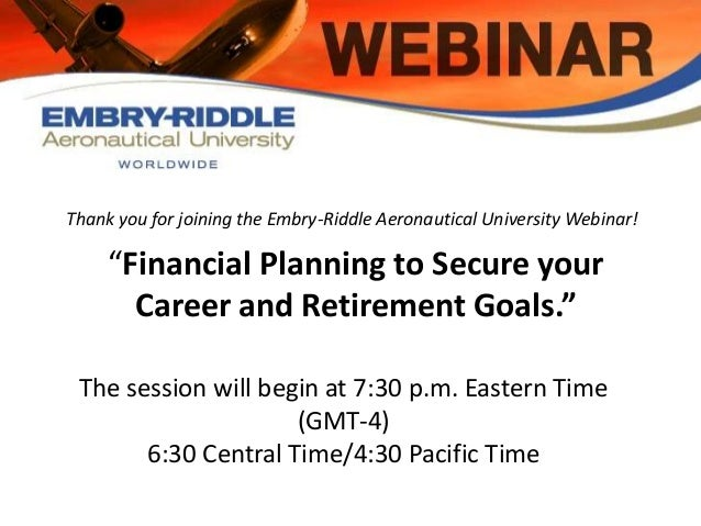 Planning Your Dreams Financial Planning To Secure Your