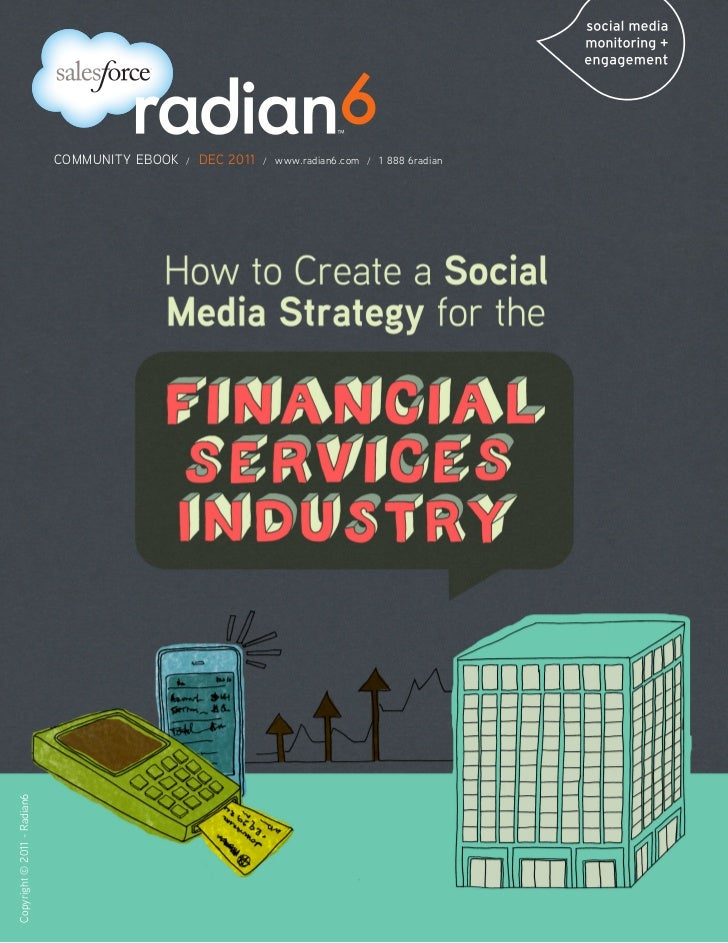 How to Create a Social Media Strategy for the Financial Services Industry