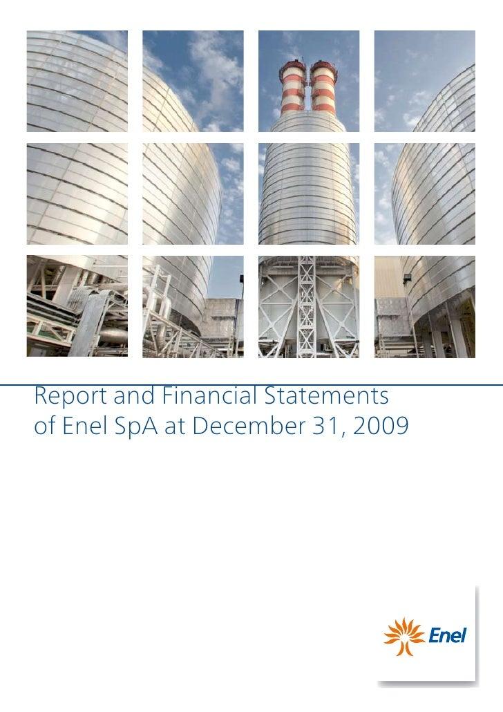 Financial statement 09