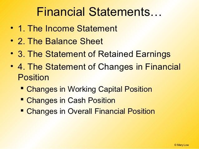 Financial statement analysis essay