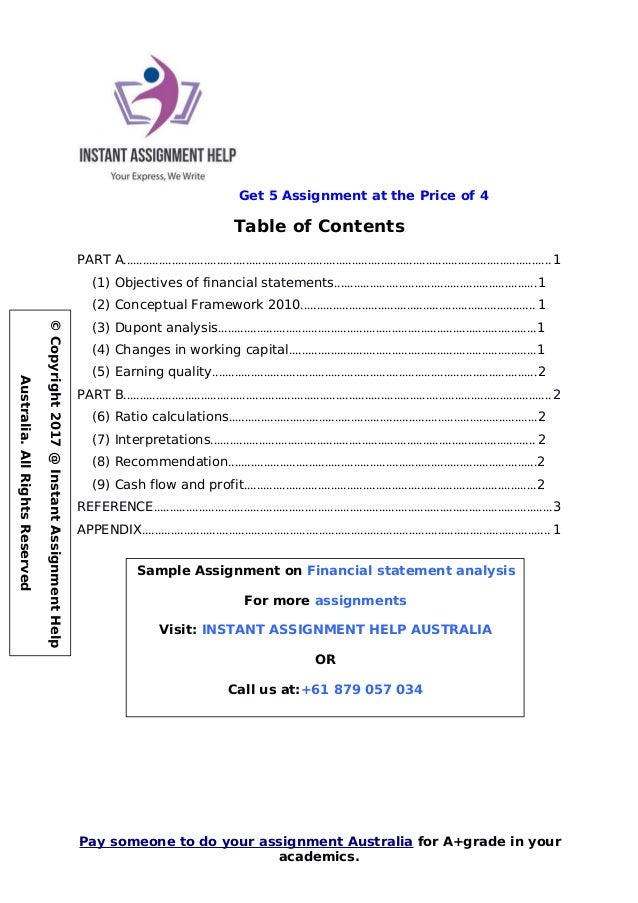 pay to do assignment australia