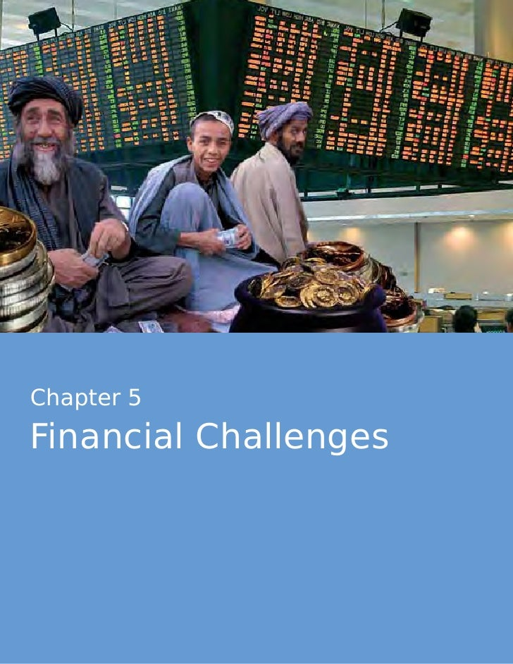 Financial Challenges Chapter 5