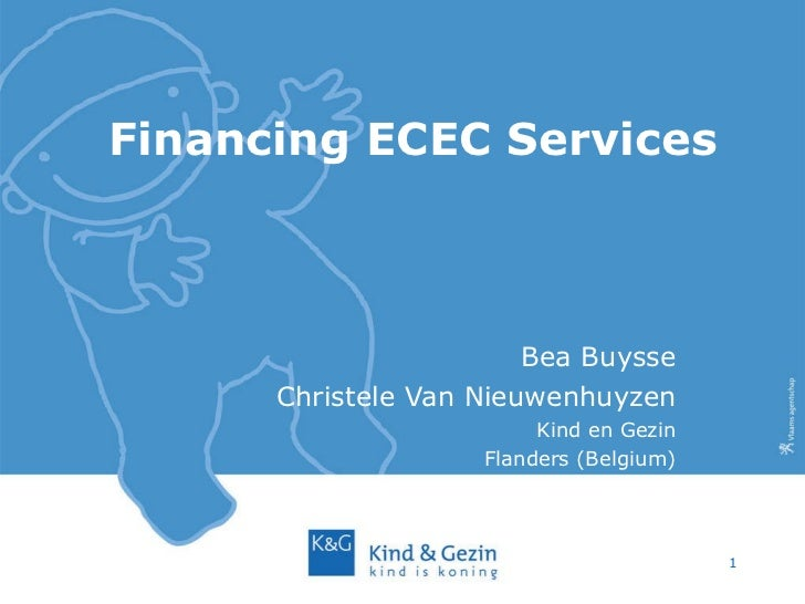 Financing ECEC Services